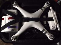 DJI Phantom 3 Advanced drone plus extras