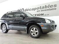 2001 Hyundai Santa Fe -