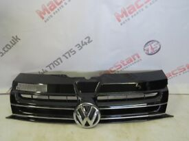 VW T5.1 GP TRANSPORTER CARAVELLE FRONT GRILL 2011-14 7E5 853 651