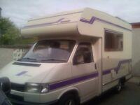 Motorhome. Great condition & runner. Serviced. MOT & service history. New battery.