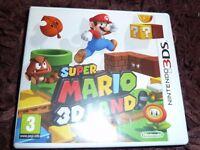Super Mario 3D Land DS Game