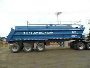 2006 MIDLAND 3 IN 1 FLOW BACK TANK AT www.knullent.com Edmonton Edmonton Area image 6