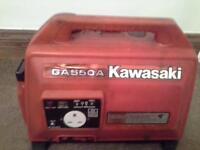 kawasaki generator 4 stroke