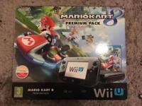 Wii U 32gb Premium Console Mario Kart pack