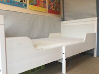 Children Bed/ Extendable Bed/ Toddler Bed