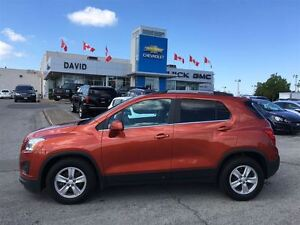 2014 Chevrolet Trax 1LT FWD 5DR, REAR CAMERA, LOCAL TRADE!!