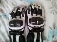 RST motorbike gloves NEW