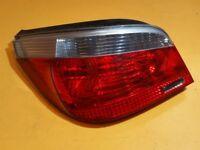 BMW 5 SERIES E60 520D 06' SALOON PASSENGER N/S REAR LEFT TAIL LIGHT LAMP