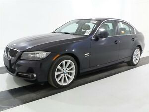 2010 BMW 3 Series 335I XDRIVE/TURBO/97KM/AWD/SUNROOF/LEATHER!!!