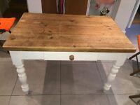 Farmhouse pine table for sale