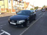 Audi A3 s line black edition Automatic