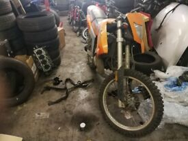 2 stroke 50cc 6 speed big frame