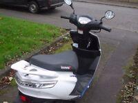 lex moto echo 50cc