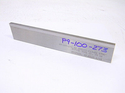 New Surplus Empire Usa Hss Cut Off Parting Blade P9 -100-273