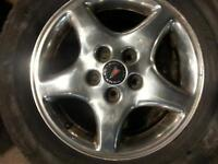 4 mags with tires 99 grand prix gtp 225 60 16