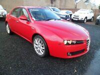 Alfa Romeo 159 JTD Southern Registered