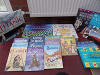 Job Lot of Childrens Books and Games