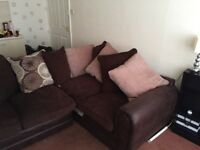 6 month old corner sofa really nice and comfy