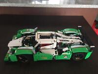 Lego 24 hour Race car