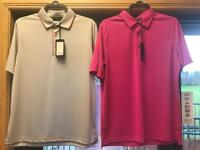 2 x Glenmuir Golf Shirts