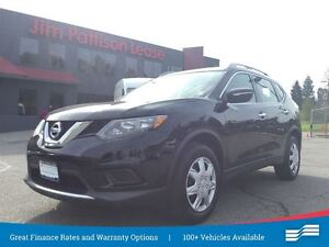 2015 Nissan Rogue S AWD w/back up cam