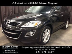 2011 Mazda CX-9 GT *AWD* *Technology Package* *DVD*