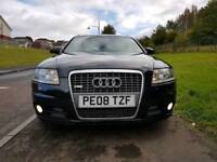 ULTRA RARE!Audi A6 3.0 Tdi S-Line LeMans AUTOMATIC LEATHER SAT NAV BLUETOOTH 12 MONTHS MOT