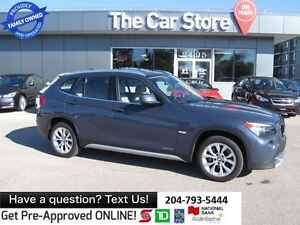 2012 BMW X1 xDrive28i LEATHER SUNROOF BLUETOOTH