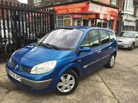 2005 RENAULT GRAND SCENIC, 2.0 AUTOMATIC CHEAP