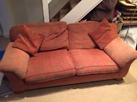 FREE SOFAS marks and spemcers, used