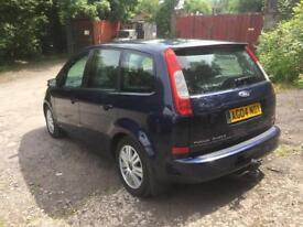 2004 Ford C-Max Ghia diesel 6 speed