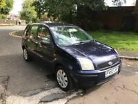 2003 FORD FUSION 1.4L DIESEL 5 DOOR FOR SALE