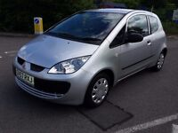 Mitsubishi Colt cz 1.1 only 52000m ideal firts car with power steering electric windows history
