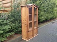 """Solid """"Old Pine"""" Display Unit"""