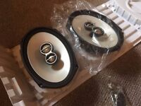 Infinity 9603i Reference Series 6x9 stereo speakers