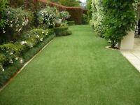 Landscape gardeners specialising in arftifical grass