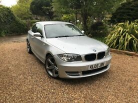 BMW 123d Twin Turbo Coupe, Diesel. Perfect Condition