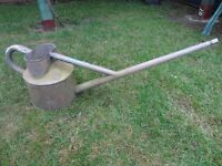 HAWS VINTAGE / SHABBY LONG REACH WATERING CAN
