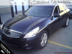 2012 Infiniti G37X Luxury**Super Auto!!!**