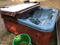 Spaform prestige hot tub
