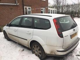 Ford Focus 1.6 TDCI braking for parts