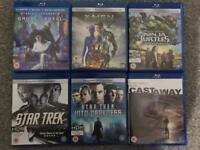 13 Blu-rays (Including newly release Ghost in the Shell)