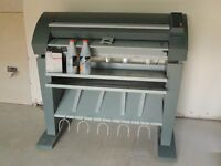 oce 7051 copier for all formats up to A0