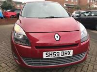 2009 RENAULT GRAND SCENIC 1.9 DCI PRIVILEGE - TIMING DONE - HISTORY-