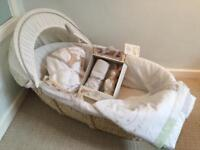 *NEW* Guess How Much I Love You Moses Basket Bundle