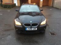 Bmw e61 520d ( chains changed)