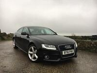2012 Audi A5 2.0 Tdi S line Sportback Auto. Finance Available