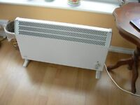 Freestanding Heater 3 heat setting with thermostat