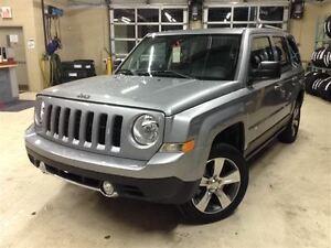 2016 Jeep Patriot HIGH ALTITUDE.TOIT OUVRANT.CUIR.SIÈGES CHAUFFA