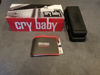 Mint Condition boxed Crybaby Wah